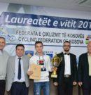 """Lauratët e Vitit 2017 """"Federata e Çiklizmit e Kosovës"""""""